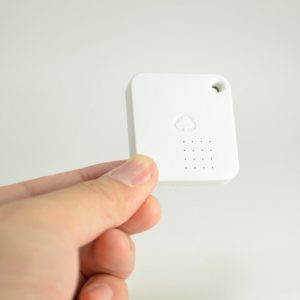 Wireless Temperature Logger - Front