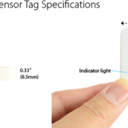 Wireless Temperature Logger - Specifications