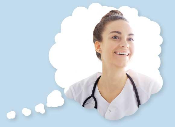 doctor in cloud